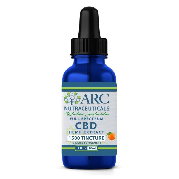 Tincture 1500mg 1oz